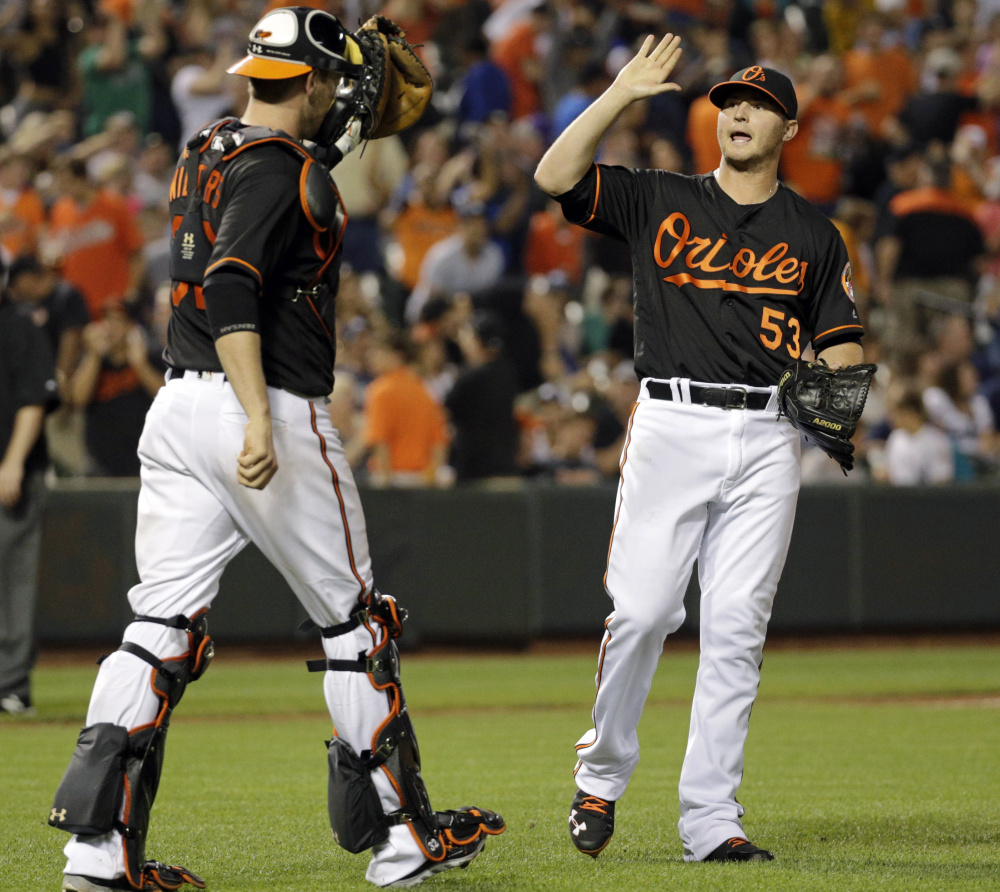 Orioles comeback falls short in 8-6 loss to Yankees