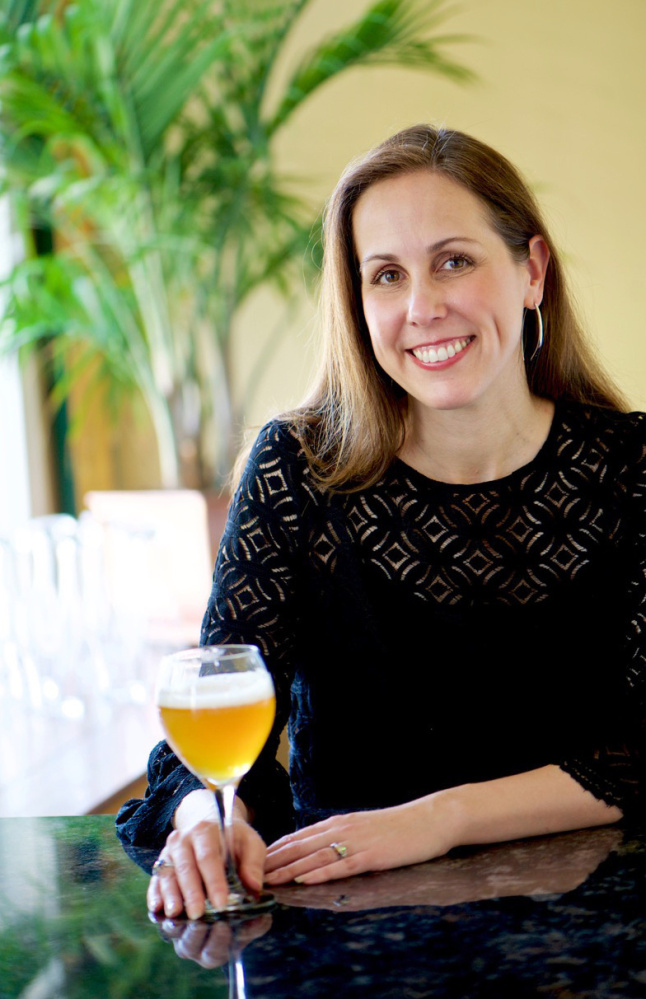 High Heel founder and brewmaster Kristi McGuire was stunned by the backlash.