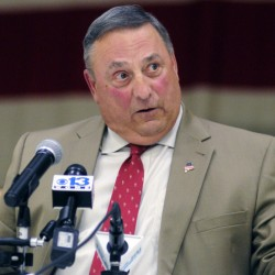 Gov. Paul LePage said at his town hall meeting Wednesday in Augusta that asylum seekers are bringing infectious diseases to Maine. That can't be verified from publicly available health data.