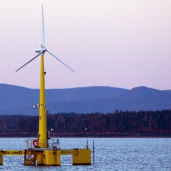 Floating platforms for wind turbines could be the way to generate large amounts of electricity at a low cost without contributing planet-warming carbon emissions to the atmosphere.