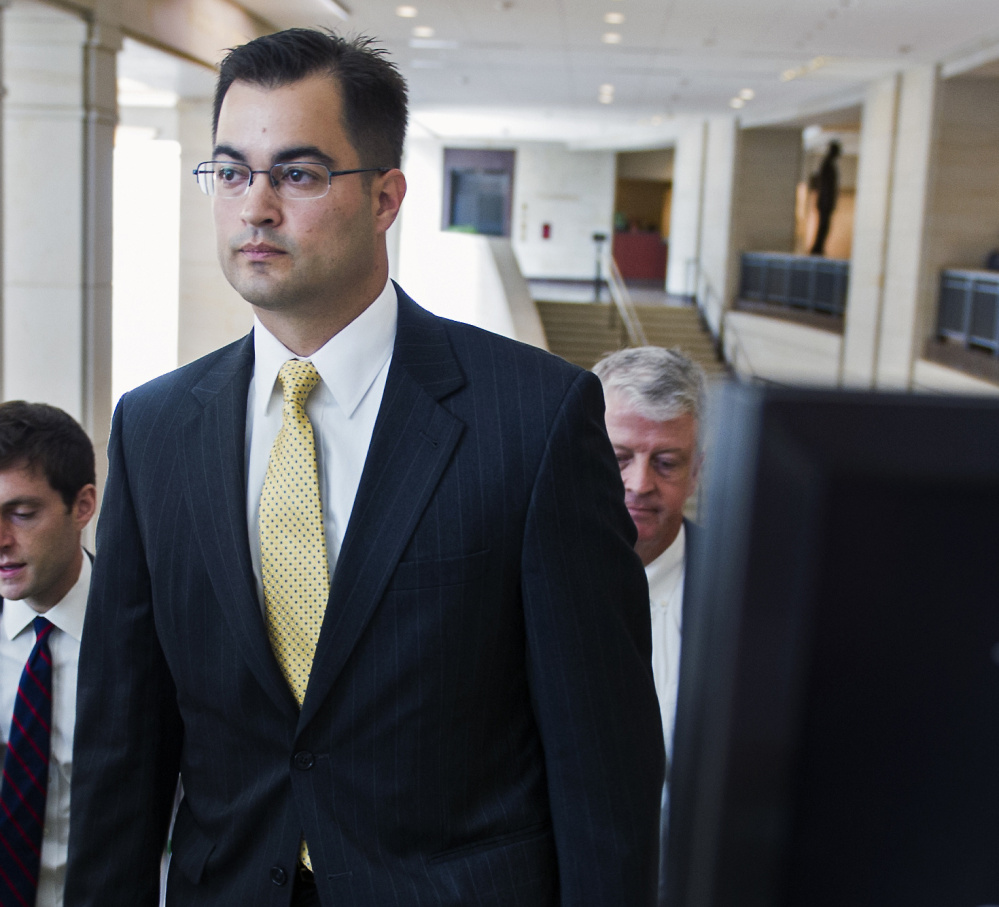 Bryan Paglianowill assert his constitutional right not to testify before any congressional committees, his lawyer says.