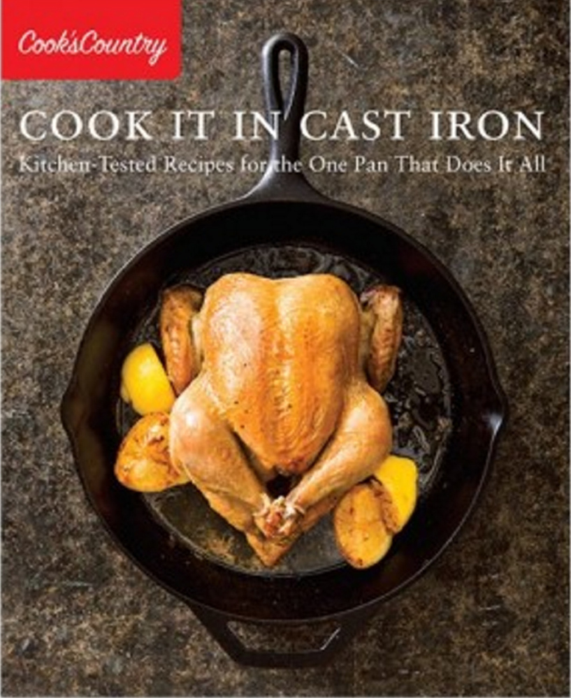 Country Cookbook Cover : Cookbook review cook it in cast iron by s country