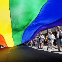 LGBT people and their allies will show that there is strength in numbers when they hold this year's Portland Pride parade Saturday.