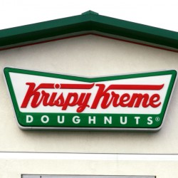 Krispy Kreme intends to open a shop in Auburn before year's end. It will be the first Krispy Kreme store in the state.