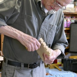 Woodworker Chris Becksvoort will share his life-long expertise and techniques as a master cabinetmaker and scholar of Shaker furniture Saturday during a three-hour workshop at Shaker Village in New Gloucester. It's one of several workshops planned along with nature walks.