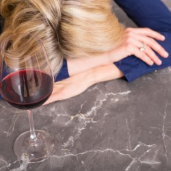 Avoid high-percentage wines and take a few pain-relievers before bed if you think you might have overdone it.