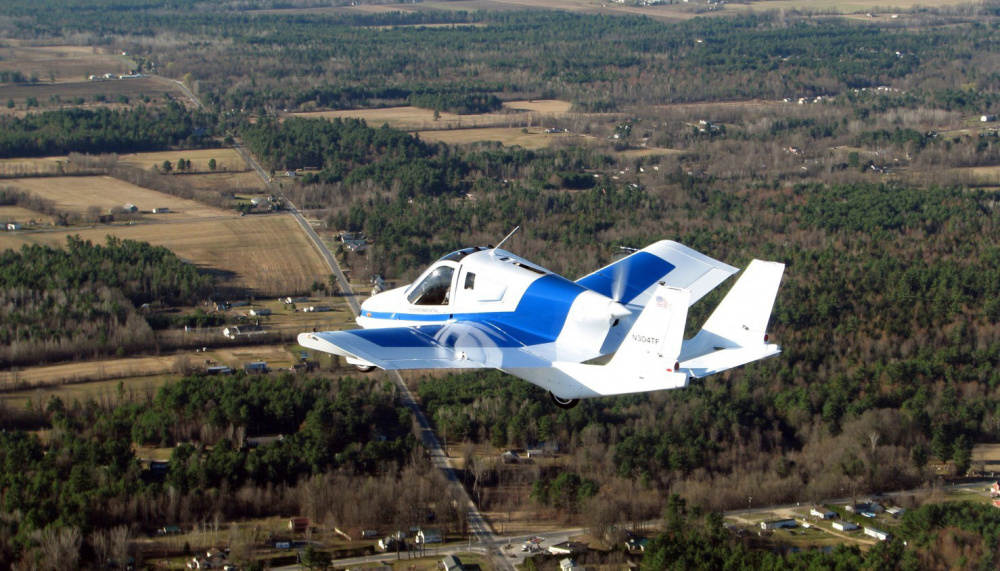 The Terrafugia Transition can be flown by a sports pilot, a classisfication requiring 20 hours of lessons. The vehicle is expected to reach consumers in the next decade, but must clear regulatory hurdles as a car and a flying machine.