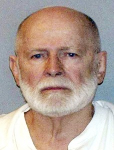 """James """"Whitey"""" Bulger was convicted in Boston federal court in August 2013 of multiple murders and other crimes."""