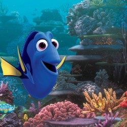 "In its second week, ""Finding Dory"" easily remains on top of the box office."