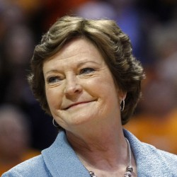 Pat Summitt remains the all-time winningest Division I basketball coach with a 1,098-208 career record.
