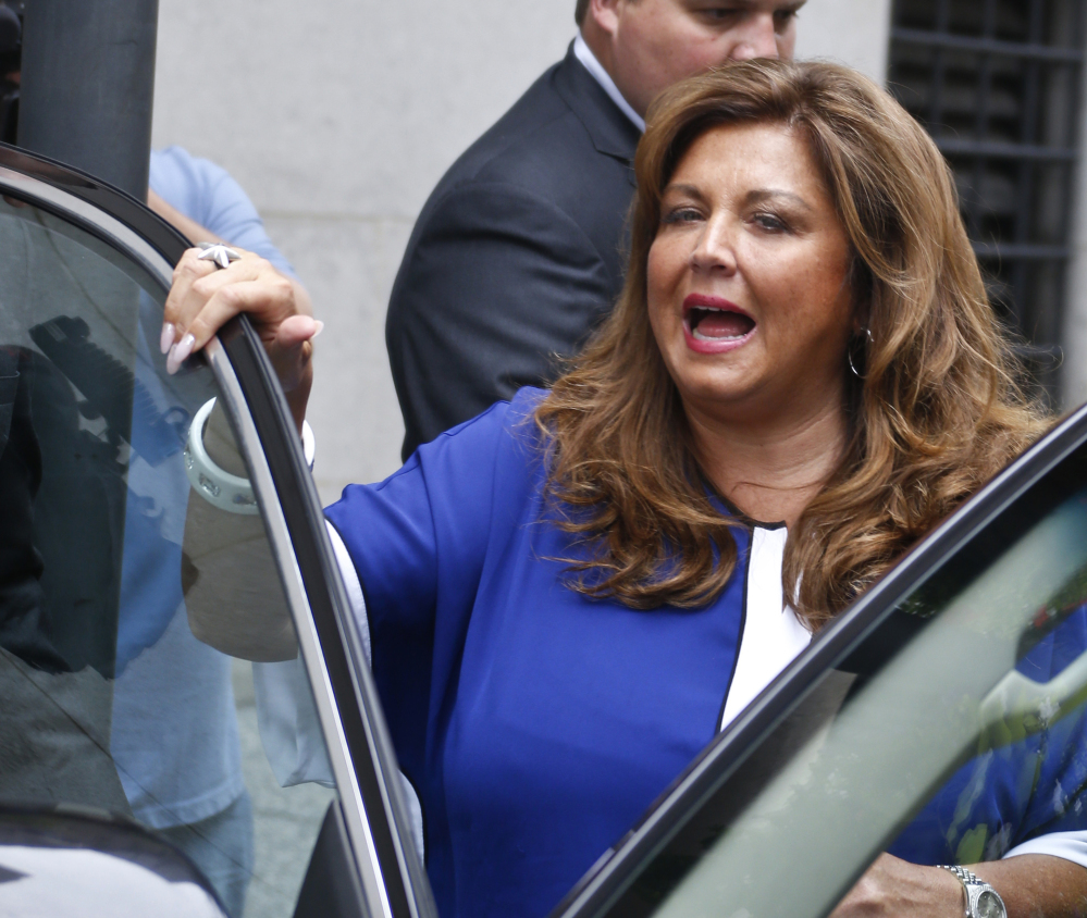 """""""Dance Moms"""" star Abby Lee Miller pleaded guilty Monday to illegally trying to hide $775,000 worth of income during her Chapter 11 bankruptcy."""