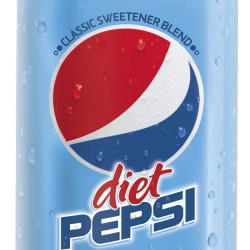 "Starting in September, PepsiCo will offer its ""Diet Pepsi Classic Sweetener Blend,"" with aspartame."