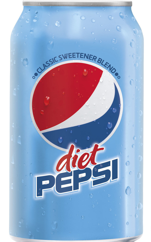 """Starting in September, PepsiCo will offer its """"Diet Pepsi Classic Sweetener Blend,"""" with aspartame."""