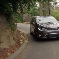 The 2017 Chrysler Pacifica minivan offers an alternative to SUVs and compact utility vehicles.