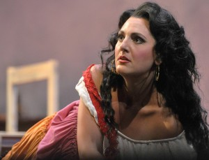 "PORTopera is staging a performance of ""Carmen"" starring Maya Lahyani at Merrill Auditorium."