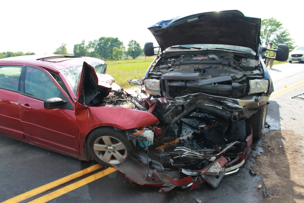 Shannon Kennedy of Unity was killed Wednesday when her car collided head-on with a pickup truck on Route 137 in Knox. Photo courtesy of State Police
