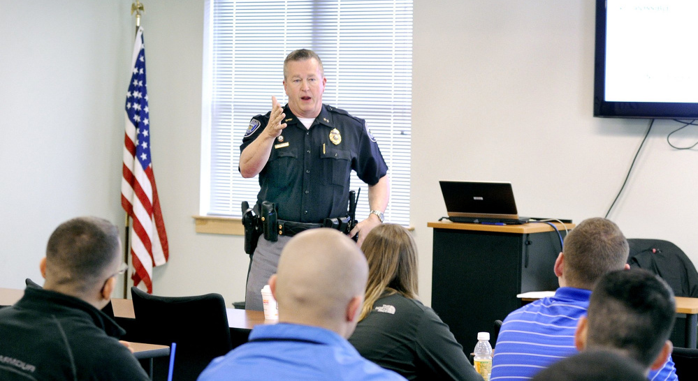 Sanford Police Chief Thomas Connolly says a shortage of outpatient drug treatment programs is contributing to a rash of overdoses in his community, including six in one 24-hour period.