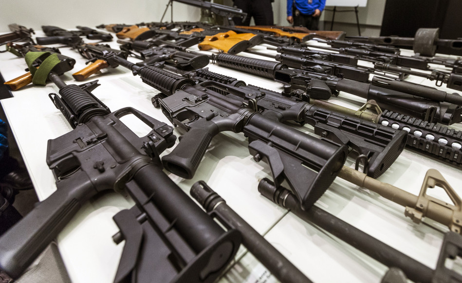 Measures signed by California Gov. Jerry Brown on Friday require people to turn in high-capacity magazines and mandate background checks for ammunition sales.