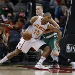 The Boston Celtics have reportedly agreed to terms with former Atlanta Hawks center Al Horford on a four-year, $113-million deal.