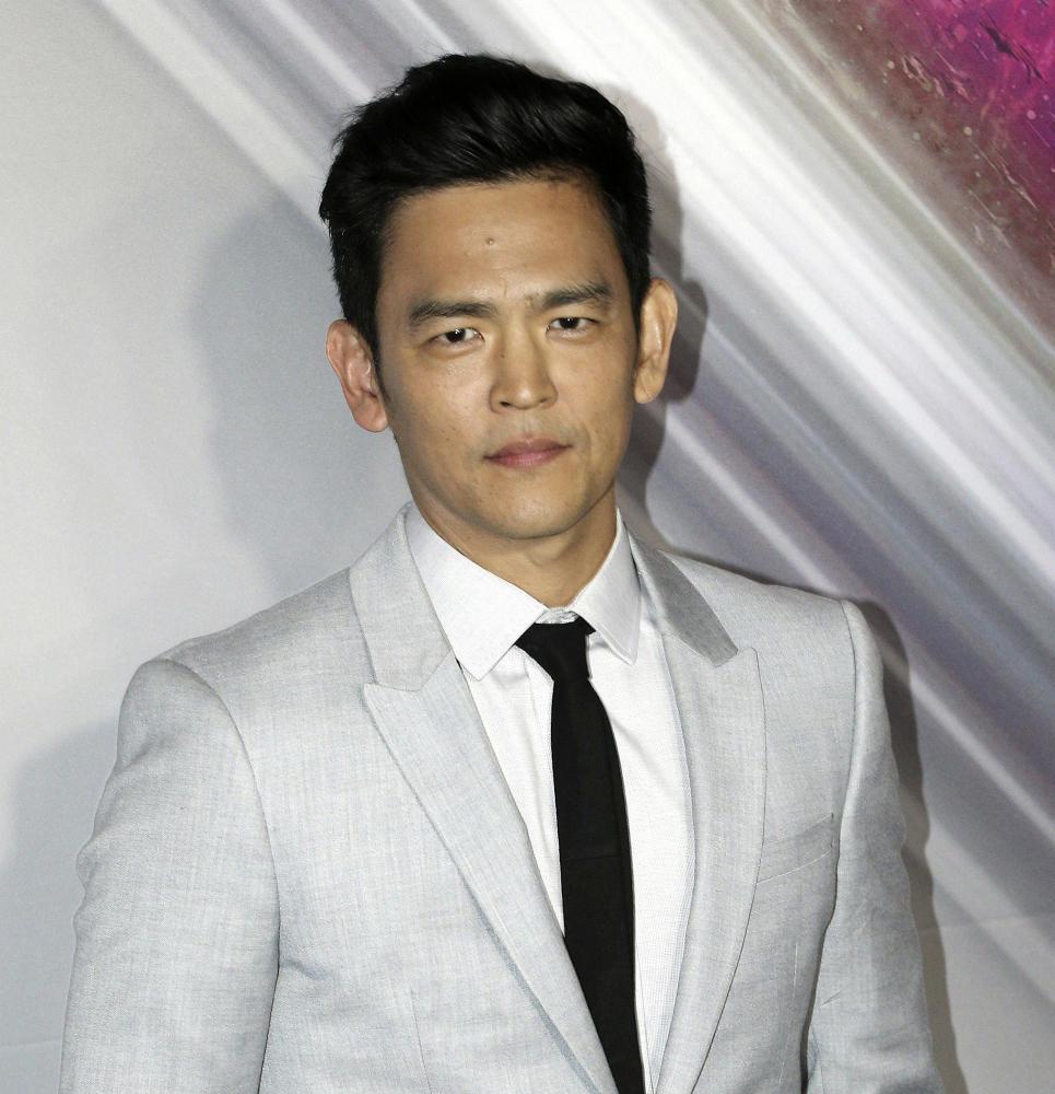Actor John Cho arrives at the premiere of