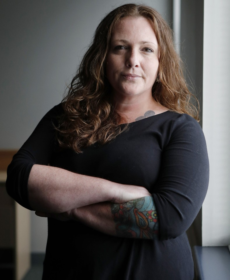 Shelby Briggs brings personal experience to her part-time position leading Westbrook's Community Approach to Stopping Heroin, having been in recovery for 22 years after getting clean for the last time at age 17.