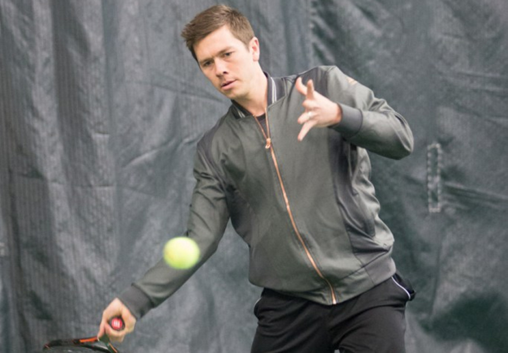 Eliot Potvin, who played at Hampden Academy and Georgia Tech, then spent a year as a touring tennis pro, said the Blakeman tournament is a high priority not just for him, but for many players in Maine.