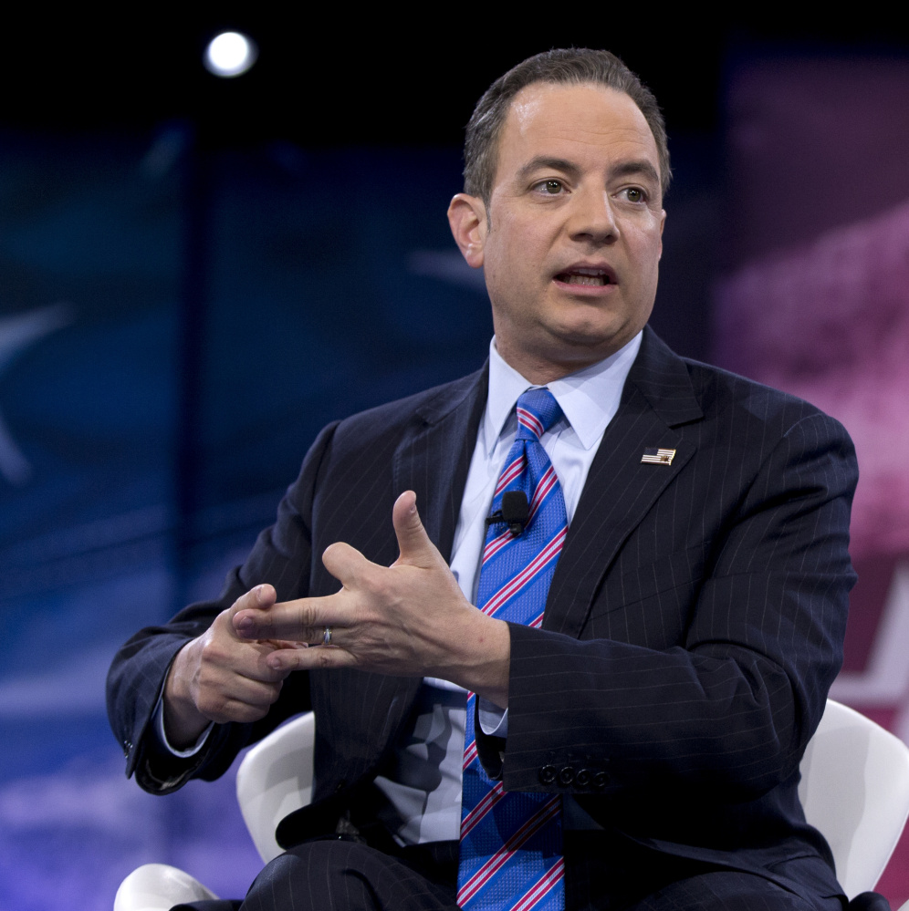 Republican National Committee Chairman Reince Priebus could have his hands full during this week's convention in Cleveland.