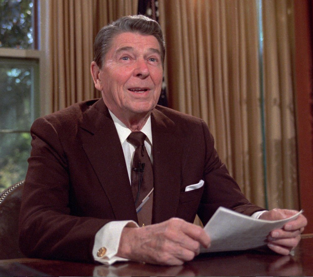 The modern Republican Party may have been shaped by Ronald Reagan casting conservatism in a positive and optimistic light, but the 2016 campaign is evidence that the 1980s are indeed history.