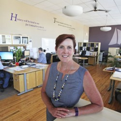 Linda Varrell, founder of Broadreach Public Relations, has reclassified some of her nine employees as hourly workers instead of salaried employees because of new overtime regulations.