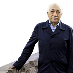 Reclusive Turkish imam Fethullah Gulen at his residence in Saylorsburg, Pa., where he has lived since 1999.