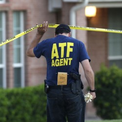 An ATF agent investigates a murder case in DeSoto, Texas. Something from story here plsj lkfsjdlk;dfgjl;jdfslk