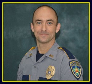 Police Officer Matthew Gerald