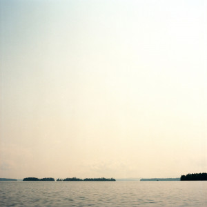 Tanja Hollander, untitled (Moosehead Lake, Maine)
