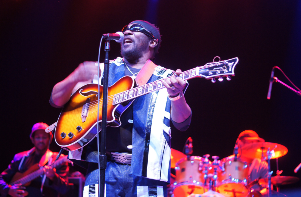 Toots Hibbert plays reggae Saturday at Portland's State Theatre.