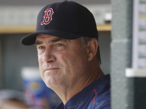 "Manager John Farrell seems unconcerned about the number of road games the Red Sox have had to play of late. ""This is what we've been dealt. You just let it roll off your back,"" he said."