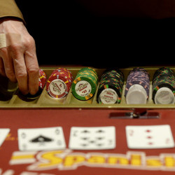 Maine legislators have consistently taken a back seat when it comes to crafting public policy on gambling, allowing casino operators to determine how to divvy up proceeds from gaming operations in Oxford, above, and Bangor.