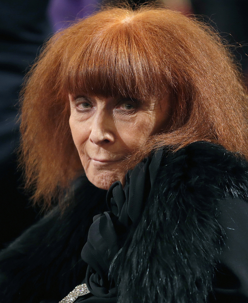 French fashion designer Sonia Rykiel's fun and relaxed striped sweaters were her trademark. tglobal fashion empire, has died at 86, according to the French president's office.