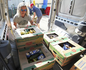With an estimated 15.5 percent of Maine's population food-insecure, there's a need for snack programs at schools, where hungry children can have a hard time concentrating on their studies. Jill Brady/Staff Photographer