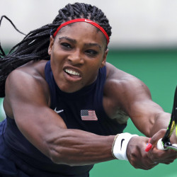 "No one expects more from Serena Williams than Serena Williams, who sometimes has to remind herself: ""Serena, do you know what you've done?"" What she's done is win a record-tying 22 major singles titles."