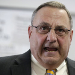 Gov. Paul LePage has inserted race into his discussions of Maine's heroin epidemic; some suggest it's to divert attention from his inability to stem the tide of illegal drugs.