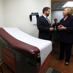 Democratic presidential candidate Hillary Clinton has a long list of proposed fixes for the Affordable Care Act while Republican Donald Trump, would dismantle the legislation.