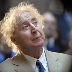 "Actor Gene Wilder, shown in 2008, who starred in such film classics as ""Willy Wonka and the Chocolate Factory"" and ""Young Frankenstein,"" has died. He was 83."