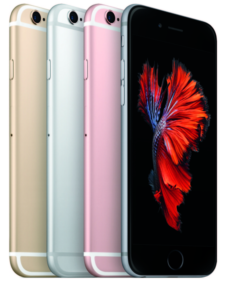 Will Apple's new iPhone be a significant upgrade, or an overhaul of its iPhone 6, above?