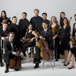 The Boston Ensemble A Far Cry will perform at the Merrill on Nov. 15. Photo by Yoon S. Byun.
