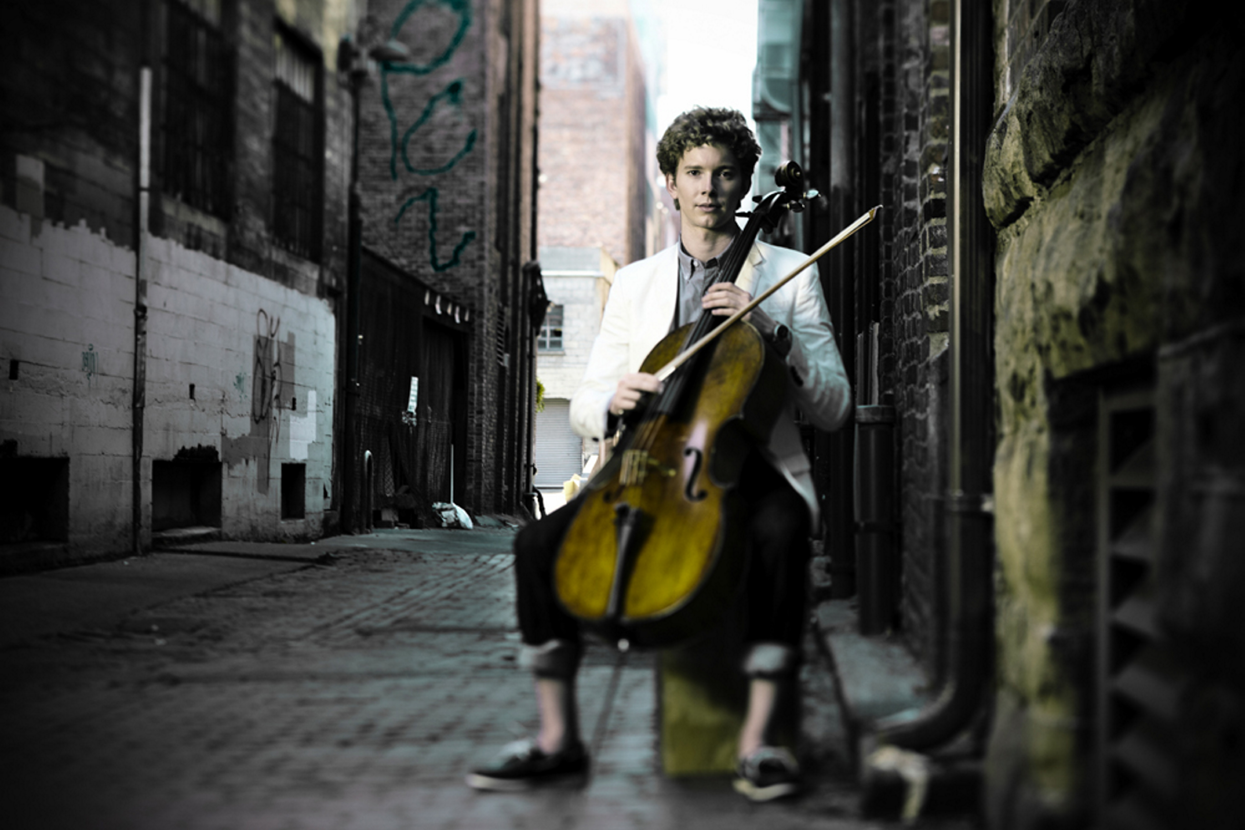 Cellist Joshua Roman joins the Portland Symphony Orchestra for its Oct. 9 and 10 concerts. Photo courtesy of PSO