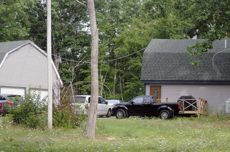 This home seen on Aug. 16 at 130 Somerville Road in Jefferson is where Shane Prior shot and wounded his ex-girlfriend, Michelle Creamer, then led police on a chase before shooting and killing himself, authorities say.