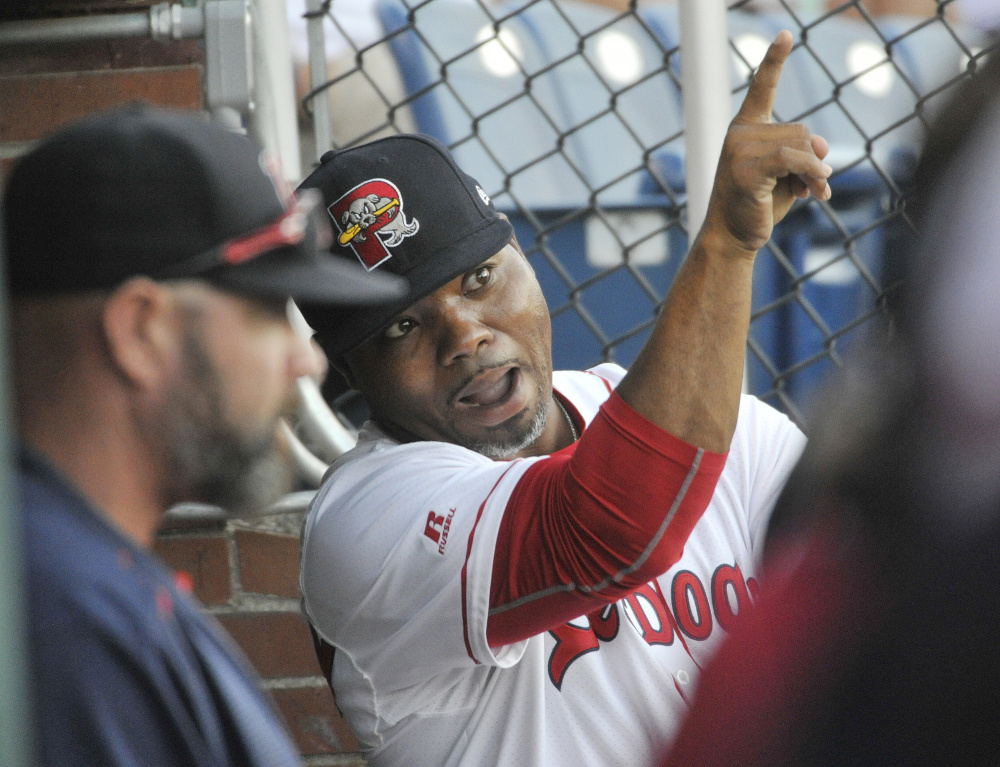 Some players learn visually, some from a hands-on approach, some through conversation. No matter how, Portland Sea Dogs hitting coach Jon Nunnally is ready to help.