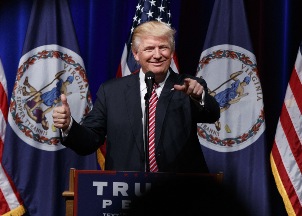 Donald Trump may not be giving thumbs-up to House Speaker Paul Ryan or to Sen. John McCain in their respective primaries – a breach of political decorum.