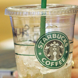 A federal judge has thrown out a lawsuit that claimed Starbucks was defrauding customers by adding too much ice to its cold beverages. Ted S. Warren/Associated Press