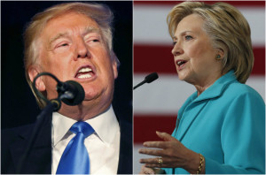 Trump clinton two pack